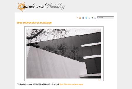 PhotoBlog responsive image